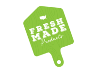 Fresh Made Products Logo Design
