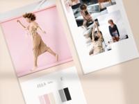 Ella Brand Board