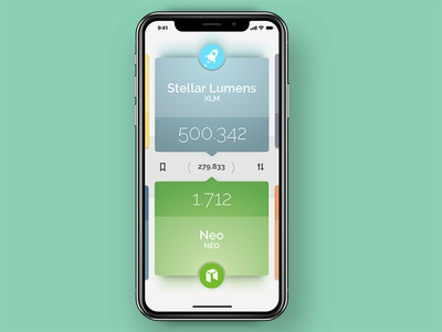 Simple Crypto Conversion App app convert currency crypto ios iphone