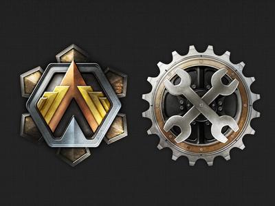 Achievement Icons game icons achievement