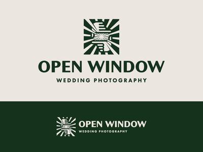 Open Window Wedding Photography Logo