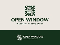 Open Window Wedding Photography Logo