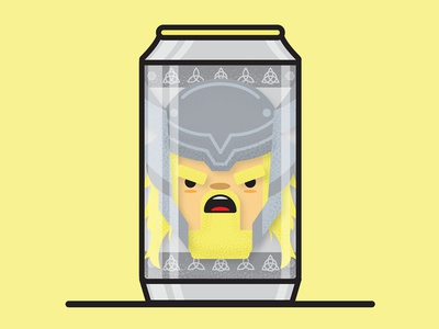 Thor, Odin Ale-Front