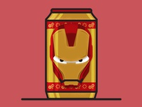 Iron Can-Front