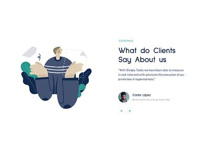 Simply Tasks > UI Design ui design illustration