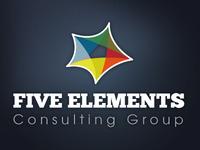 5 Elements Logo Concept 1