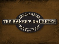 The Baker S Daughter Logo