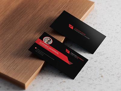 Free-Premium-Black-Business-Card-Design-Mockup design modern mockup moc
