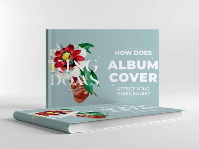 King Doms Album Cover Mockup classic product 3d graphic design animation logo vector branding modern new beautiful creative design book mockup cover album doms king free
