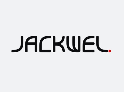 Jackwel - Modern Font tech electro sci-fi brand future type art game jack futuristic otf modern word typeface product font ux ui artwork design
