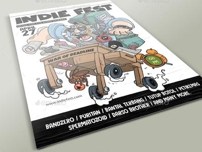 War Of Deadline Poster