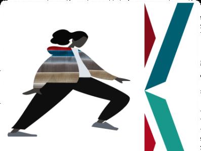 Expression - illustration colorful branding design fashion action human body illustration figmadesign figma