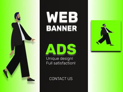 Web banner ads figmadesign branding colorful design marketing illustration vector google ads sliders ads banner