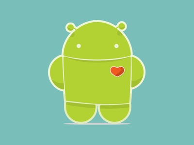 Android Love love robot andrew android