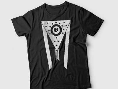 Ohio Flag shirt for CincyCoffee