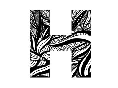 H Doodle