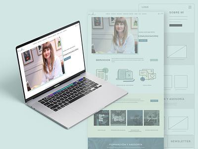 Nerea Kortabitarte - Web design diseñografico graphicdesign uidesign uxdesign uxui diseñoweb webdesign web design website web