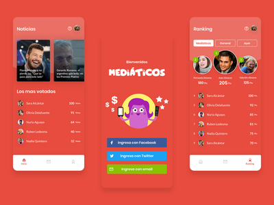 App QUIZ Meditaticos app branding illustration vector quiz app game quiz mobile sketch design ui ux