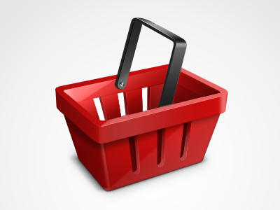 NewcoShop Icon icon basket