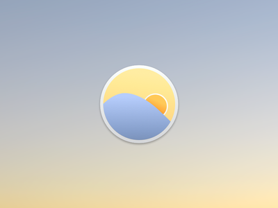 F.lux Replacement Icon f.lux app icon yosemite replacement