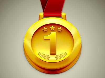 Medal icon medal