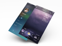 Weather Reader for ios7
