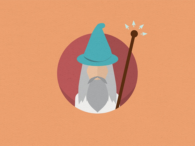 Tech Wizard explainer video animation illustration motion