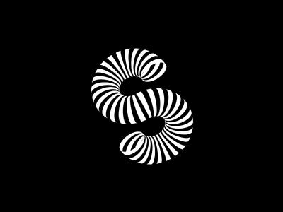 S identity. typography branding brand logo design logotype type logo