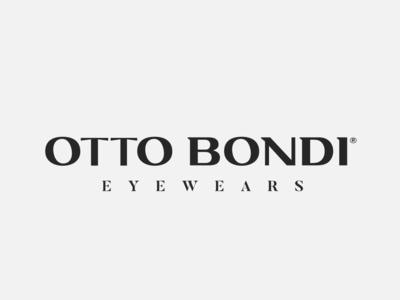 Otto Bondi tropical eyewear warm design identity behance type wordmark logotype minimal logo branding fashion brand