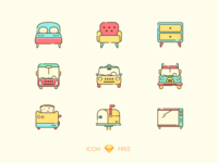 Sketch ICON FREE Download