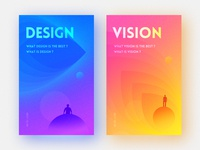 DESIGN or VISION