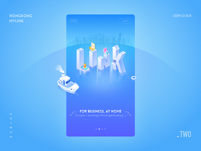 Hong Kong Mobile-MyLink-User Guide-P2 p2 ui team hongkong guide design