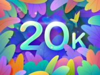 B&B 20000+ Fans - Thanks!