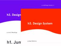 Design system dib