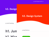 UI - Design Systems Template