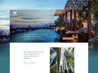 Property Development Landing Page
