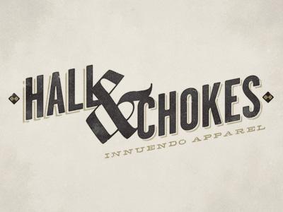 Hall chokesdribbble