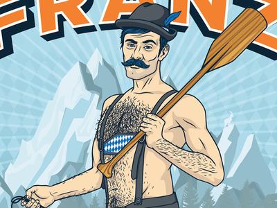Franz - Beer Branding & Illustration
