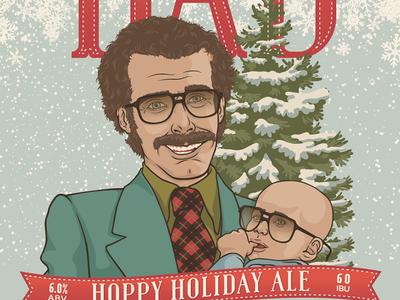 """Rhinegeist Beer Brand - """"DAD"""""""