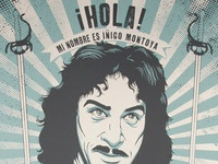 Inigo Montoya 2012 Final Printed