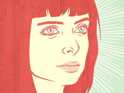 Krysten portrait