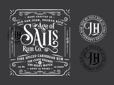 Age Of Sails Rum Co.