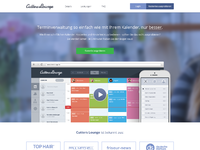 Product webside relaunch