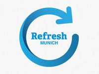 Refresh Munich Logo