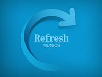Refresh Munich circle