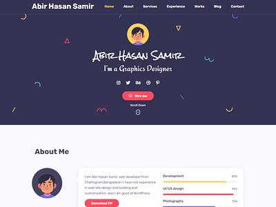 design2 abirhasansamir xyz webdesign website
