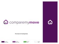 Compare My Move - rebrand