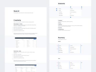 Eximee — Design System style guide guides documentation colors scale specs styles components design system bank fintech visual ui ux product web