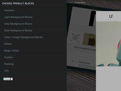 Mockup Builder mockup templates wordpress theme content drag and drop