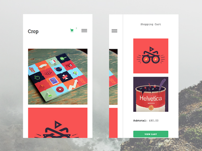 Crop WooCommerce Theme mobile commerce woocommerce website css html wp flat theme wordpress